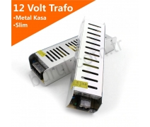 Şerit ve Bar Led Adaptör Trafosu 12V 3|5|10|16,5|30 Amper